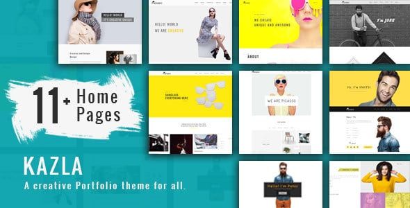 Agency – Portfolio/Agency WordPress Portfolio/Agency WordPress