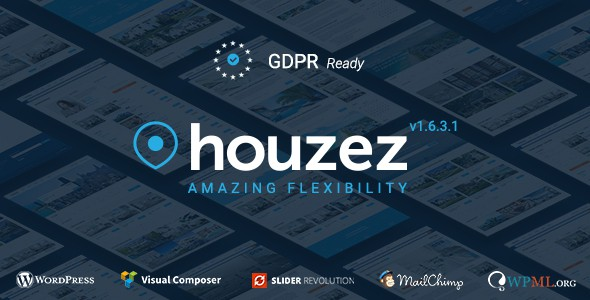 Houzez – Real Estate PhrasePress Theme