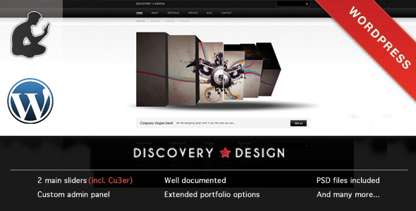 DISCOVERY – WORDPRESS