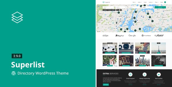 Superlist – Directory WordPress Theme