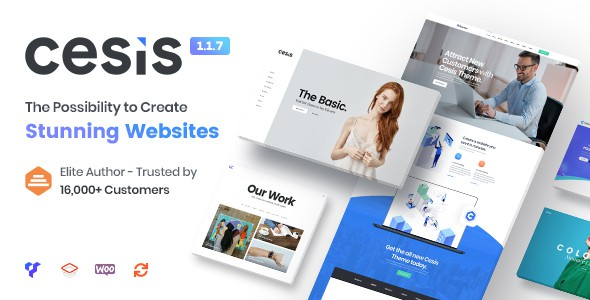 Cesis | Responsive Multi-Purpose PhrasePress Theme