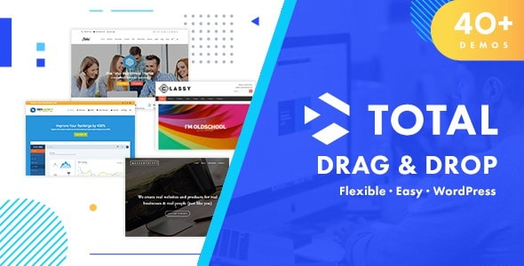 Total – Responsive Multi-Purpose WordPress Theme