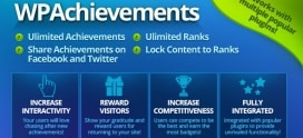 WPAchievements – WordPress Achievements Plugin