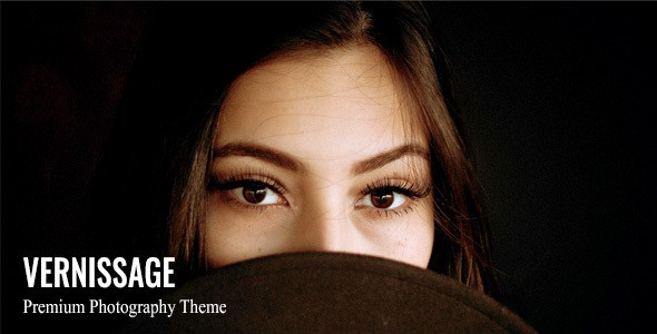Vernissage – Photography WordPress Theme
