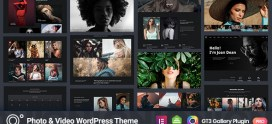 Oni | Photography WordPress Theme for Elementor