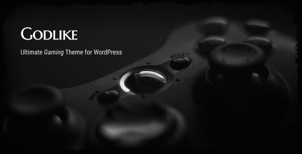 Godlike – Game Theme for WordPress
