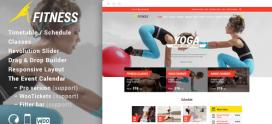 Gym – Fitness WordPress