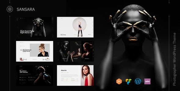 Sansara – Photography WordPress